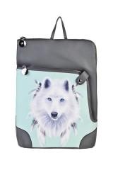 Рюкзак Белый волк