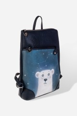 Рюкзак Миша и звезды