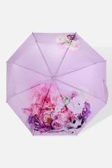 Зонт складной Ежик в цветах