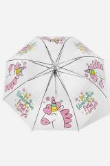 Зонт-трость Милый единорожка