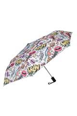 Зонт складной Поп-арт