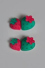 Набор заколок детских Милые ягодки
