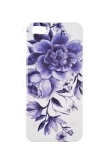 Чехол для айфона 5/5S Зимние цветы