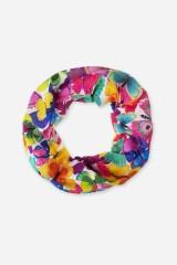 Набор повязок на голову Разноцветные бабочки