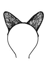 Обруч на голову Ушки кошки