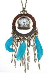 Часы на цепочке Олень