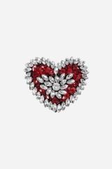 Брошь Мое сердце