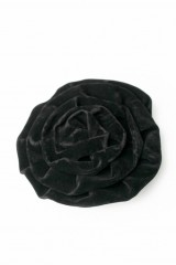 Броши Бархатная роза
