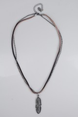 Ожерелье Перо на удачу