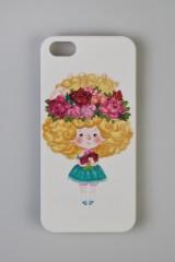 Чехол для iphone 5 Цветочная фея