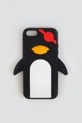 Чехол для iphone 5 Пингвин-пират