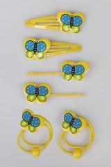 Набор украшений для волос детский Милые бабочки