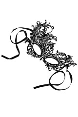 Маска декоративная Ледис