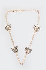 Ожерелье Танец бабочек