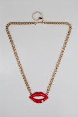 Ожерелье Губы