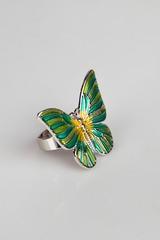 Кольцо Бабочка-чудесница