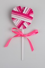 Набор резинок для волос Вкусное сердечко