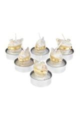 Набор свечей-таблеток Петушок - счастливый гребешок