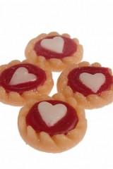 Набор свечей ароматических Пирожное-сердце