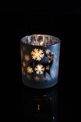 Подсвечник для свечи-таблетки Сказочный олень