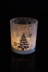 Подсвечник для свечи-таблетки Волшебный лес