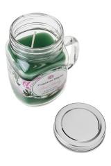 Подсвечник со свечой ароматизированной Волшебный аромат
