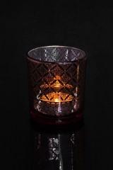 Подсвечник для свечи-таблетки Восточный узор