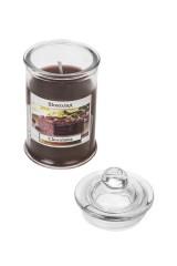 Подсвечник со свечой ароматизированный Колба