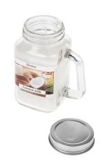 Подсвечник со свечой ароматизированный Кружка с крышкой