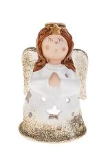 Подсвечник для свечи-таблетки Ангелок