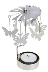 Подсвечник для свечи-таблетки Бабочки