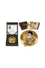 Зеркало карманное Золотая Адель (Г. Климт)
