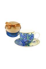 Чайная пара Ирисы (Ван Гог)
