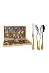 Набор столовых приборов Dubai Oro