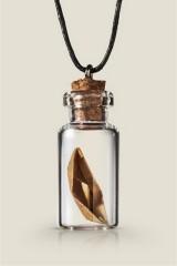 Ключница бутылочка Кораблик