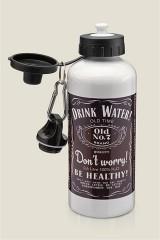 Бутылка для воды «Виски Drink Water»