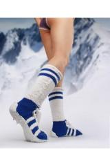 Носки Гетры синие