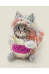 Игрушка Котик КОТлета