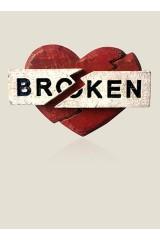 Значок Сердце разбито
