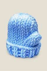 Мыло Варежка голубая