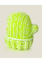Мыло Варежка зеленая