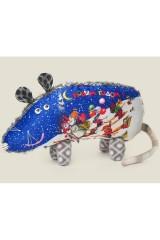 Мыгкая игрушка Мышка С Новым Годом!