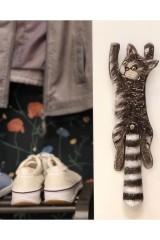 Ложка для обуви Кот