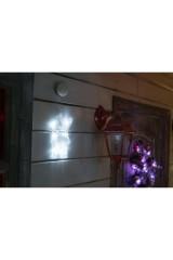Фигура светодиодная на присоске Санта Клаус