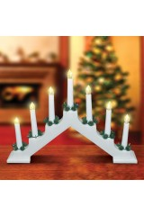 Светильник-горка Рождество