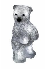 Акриловая светодиодная фигура Медвежонок