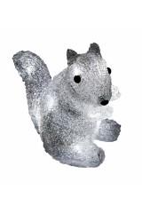 Акриловая светодиодная фигура Белка