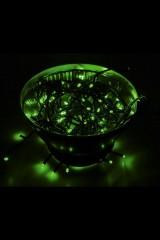 Гирлянда 10 м, 100 диодов, цвет зеленый Твинкл Лайт