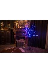 Дерево комнатное   синего цвета Сакура