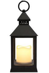 Украшение для интерьера светящееся Фонарь со свечкой